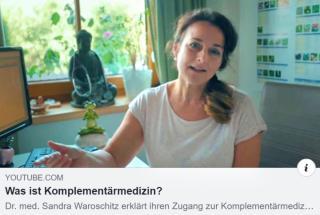 Video Dr. Leeb: Was ist Komplementärmedizin?
