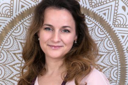Portrait Dr. Sandra Waroschitz